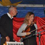 Lennart hälsar Midnattsorkestern välkomna