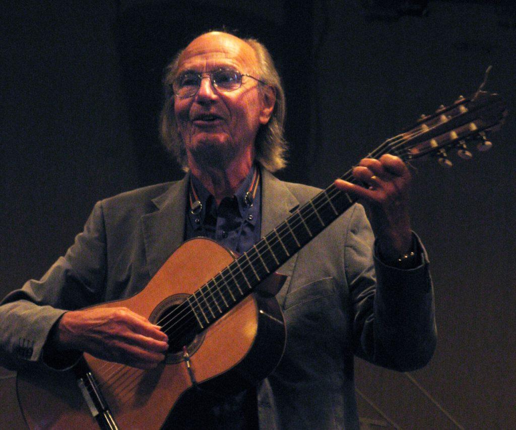 Alf Hambe 2011