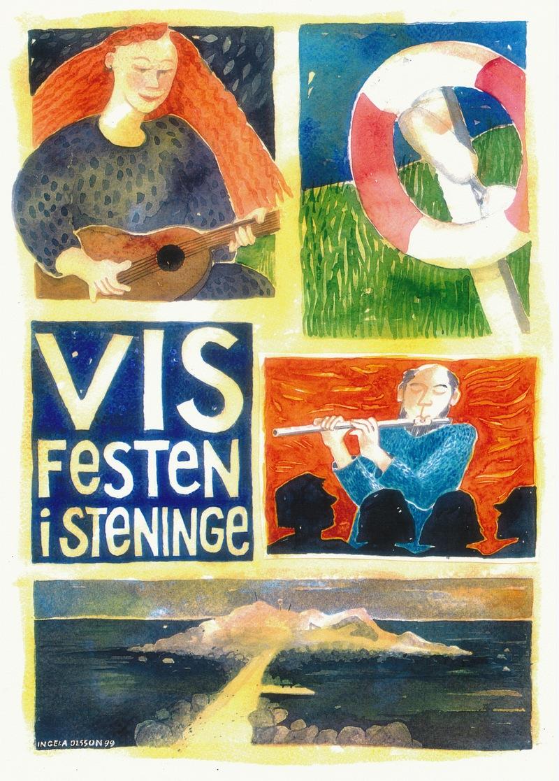 Visfest i Steninge